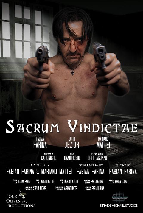 SACRUM VINDICTAE POSTER - SMALL